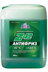 Антифриз AGA Z-42 AGA050Z