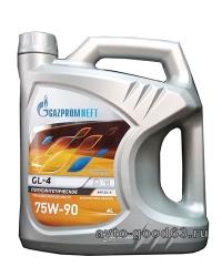 Gazpromneft транс GL-4 75w90 4л.