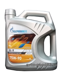 Gazpromneft транс GL-5 75w90 4л.