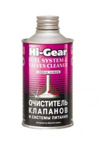 Очиститель клапанов и системы питания (на 60 л)  HG3236