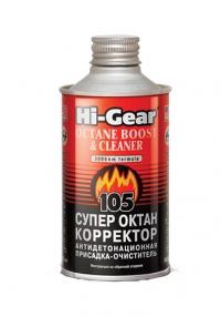 Супероктан-корректор (на 60 л) Hi-Gear HG3306