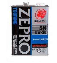 IDEMITSU Zepro Touring 5W-30 SN/GF-5, Fully-Synthetic