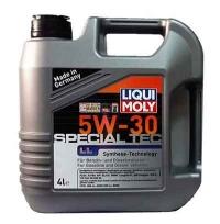 LIQUI MOLY HC-Synth  Special Tec LL 5W-30 API: CF/SL