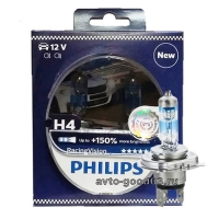 Philips Racing Vision Philips X-treme Vision лампа для автомобильных фар