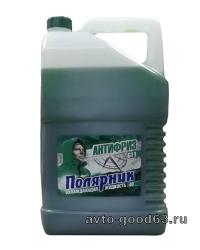 """Антифриз """"Полярник"""" зеленый"""