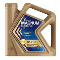 Rosneft Magnum Ultratec A3 5W-40