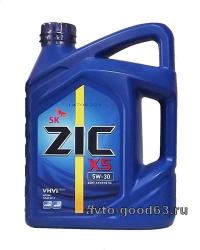 ZIC X5 5W-30 API SN