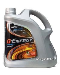 G-Energy Expert L 5W-40  API:SL/CF