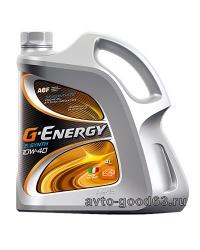 G-ENERGY S SYNTH 10W-40 API: SL/CF