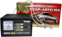 Зарядно-предпусковое устройство «Кедр-авто» 10А