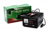 Зарядное устройство «Кедр-Авто» 4А