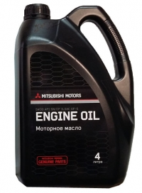 Mitsubishi Engine Oil 5w30 4л.