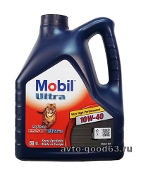 Mobil Ultra 10W-40  API SL/CF