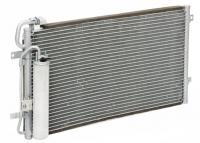 Радиатор кондиционера (конденсер) 2170 ПРИОРА ХАЛЛА