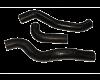 Комплект патрубков системы охлаждения ВАЗ 21082 инжектор