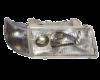 Фара головного света правая ВАЗ-2110 с линзой (Киржач)