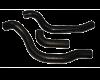 Комплект патрубков системы охлаждения ВАЗ 2110 инжектор