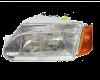 Фара головного света левая ВАЗ-2113,14,15 (Рязань BOSCH)