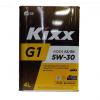 Моторное масло Kixx G1 A3/B4 5w30 API SN/CF