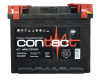 Автомобильный аккумулятор Contact 6ст-60