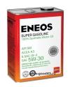 ENEOS SUPER GASOLINE SM 5W-30 API- SM