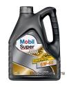 Mobil Super 3000 5w40 API SN/SM.