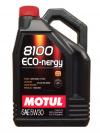 MOTUL 8100 Eco-nergy 5W-30 API SL/CF