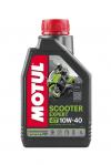 Моторное масло для скутера MOTUL Scooter Expert 4T 10W-40 MA