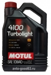 MOTUL 4100 Turbolight 10W40