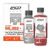 Раскоксовывание LAVR МL202 + 5-минутная промывка двигателя