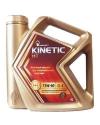 Роснефть Kinetic MT 75w90 GL-4  п/синт. 4л.