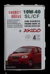 XADO Energi drive 10W-40 SL/CF
