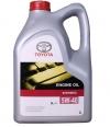 Оригинальное моторное масло  Toyota 5W-40 API: SL/CF 5л.