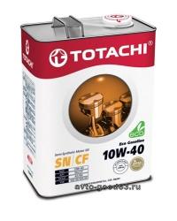 TOTACHI Eco Gasoline 10W-40 API SN/CF