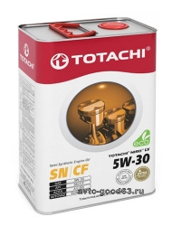 TOTACHI NIRO LV SEMI-SYNTHETIC 5W-30 API SN/CF