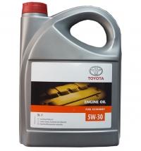 Оригинальное моторное масло  Toyota 5W-30 API: SL/CF 5л.