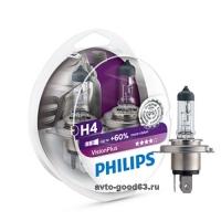 VisionPlus лампа для автомобильных фар