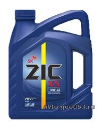 ZIC X5 10W-40 API SM